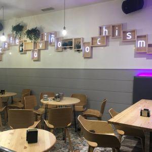 Carpinteria Arcoven en Bar O Porras